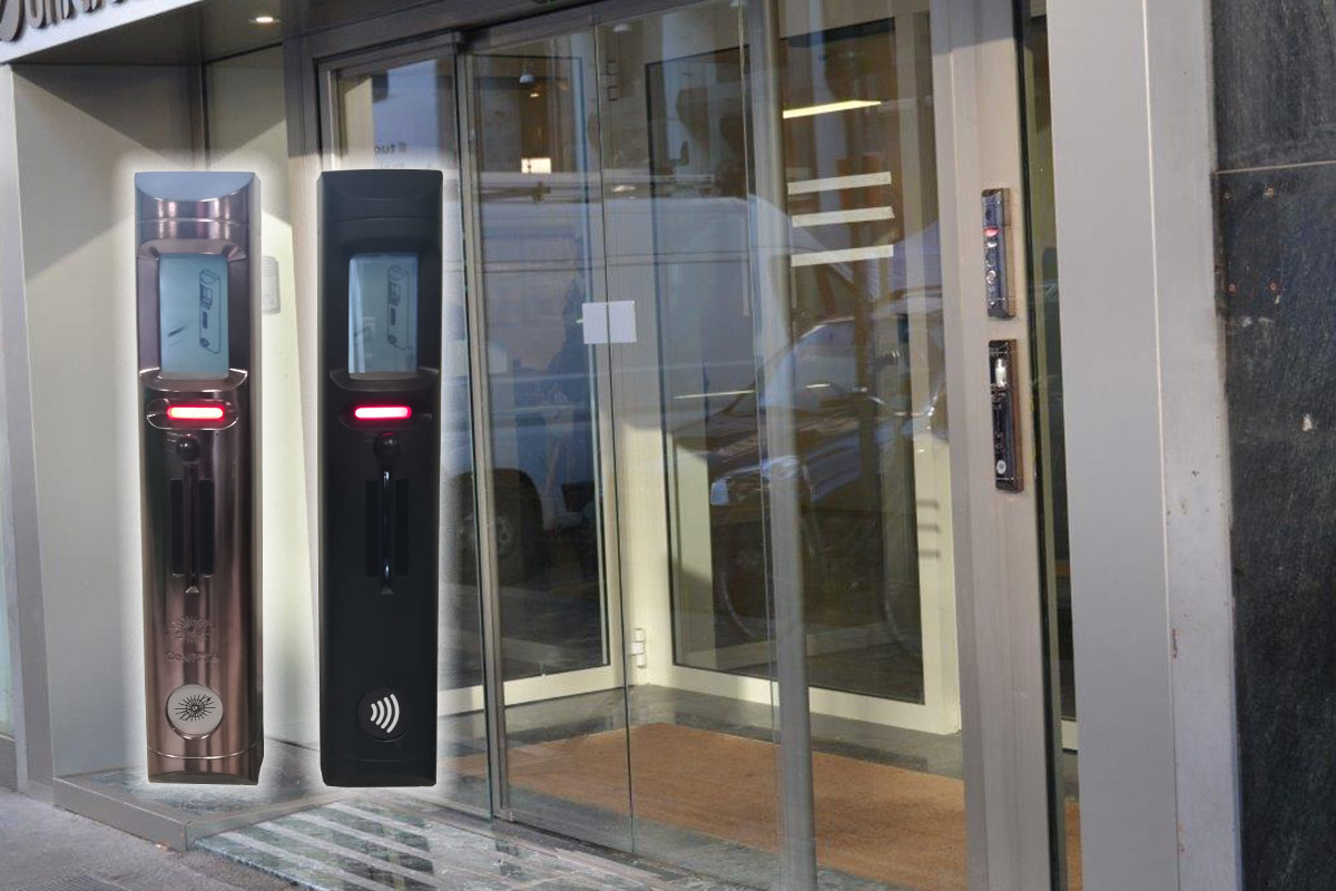 Anti Skimming Systems Security Solutions High Security Booths