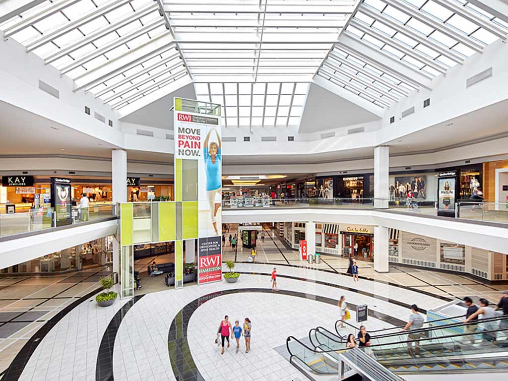 Shopping Malls Cometa Security Systems On Application
