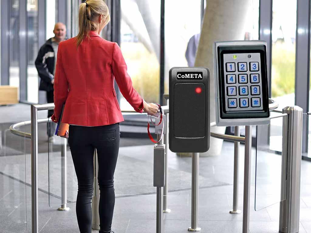 Cometa Access Control Solutions