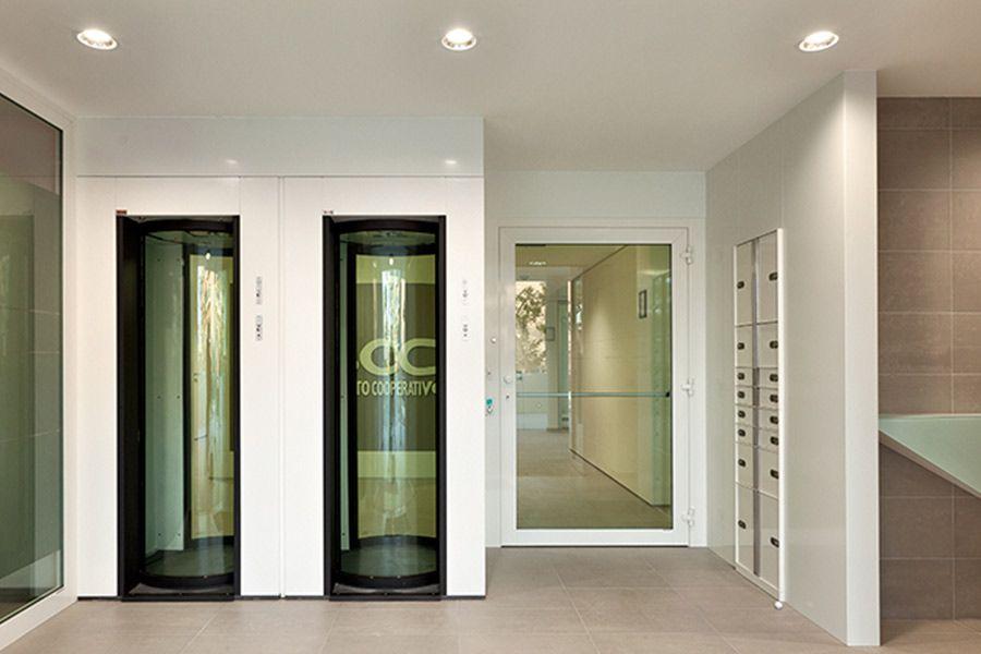 Interlocking doors system & Interlocking doors system - Solutions - CoMETA S.p.A. ...