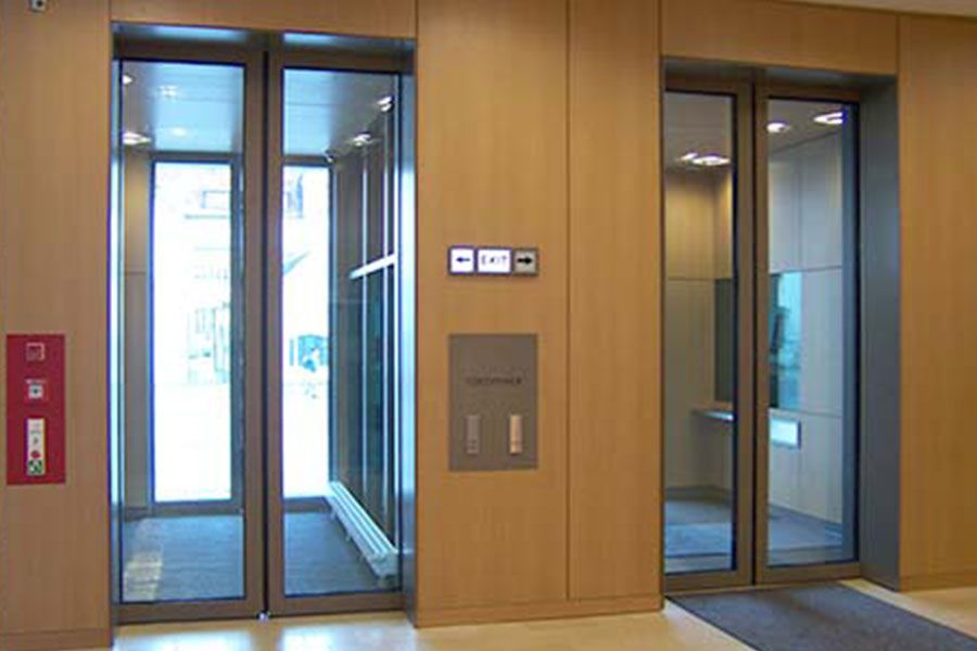 Interlocking Door Systems Security Solutions High